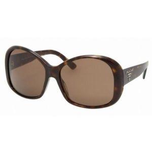 PRADA SPR03M 2AU-6E1 Tortoise Sunglasses